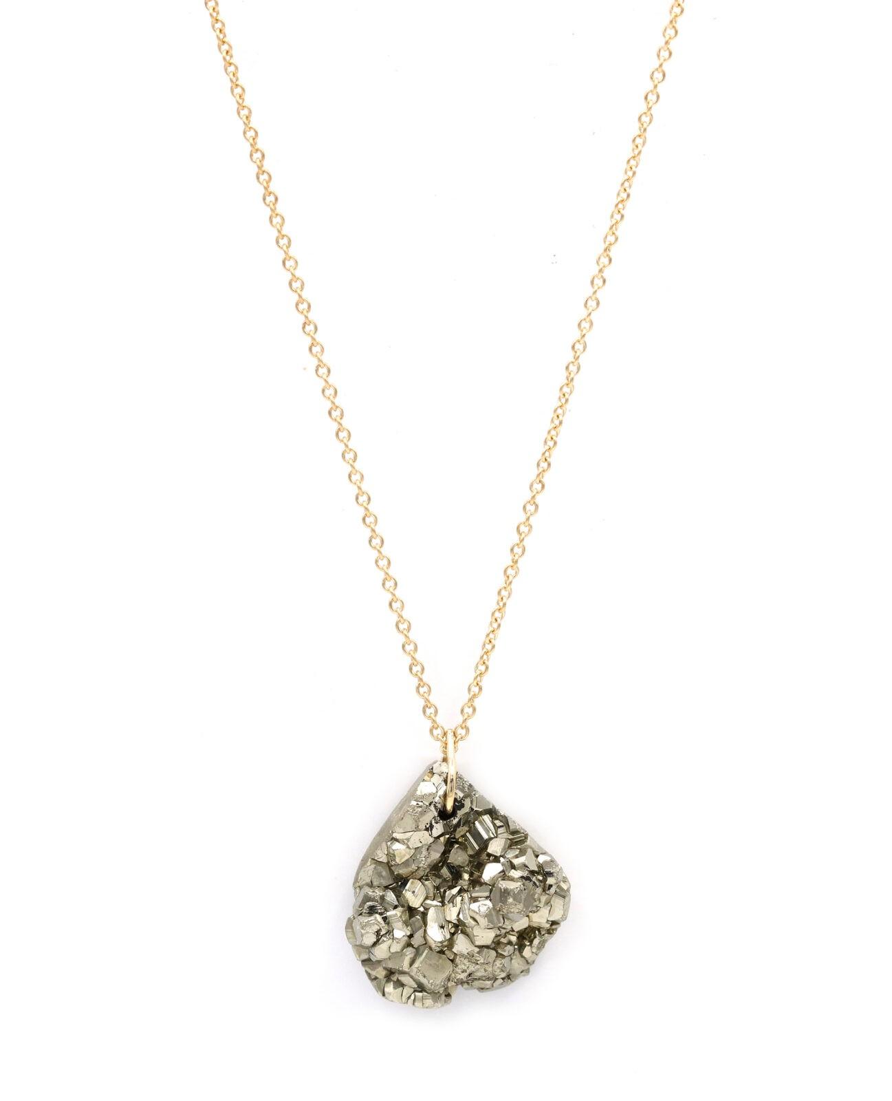 Pyrite Yellow Gold 1